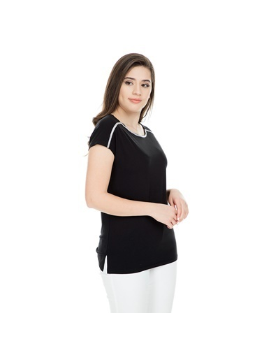 Fashion Friends Tişört Siyah